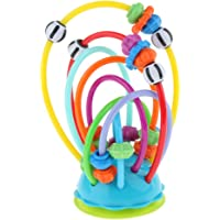 Homyl Play Toy Bead Maze with Suction Cups for Babies & Toddlers