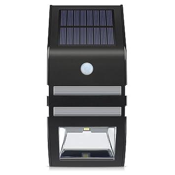 VicTsing Lampada Alimentata da Energia Solare con Sensore di ...