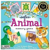 Preschool Animal Memory Game 2nd Edition