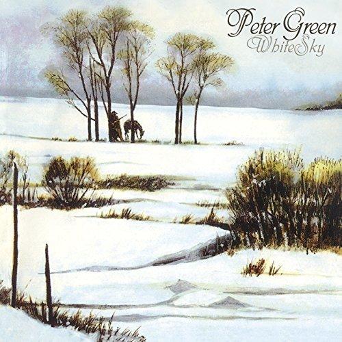 CD : Peter Green - White Sky (Holland - Import)