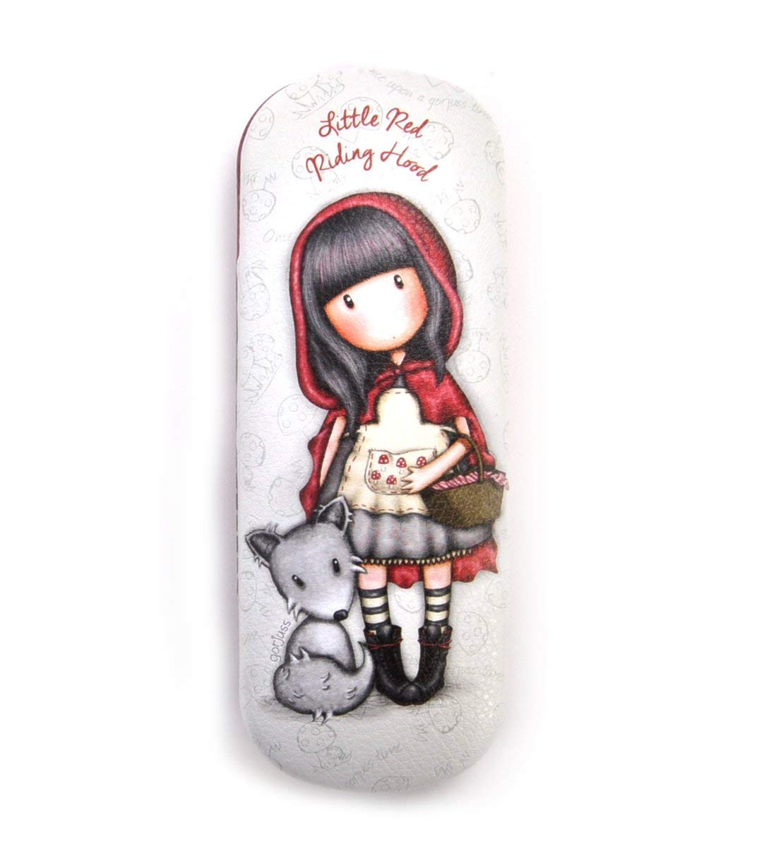 Funda de Gafas Gorjuss Compacta - Little Red Riding Hood