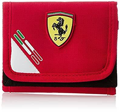 Puma Ferrari Replica Wallet in Red 07134101