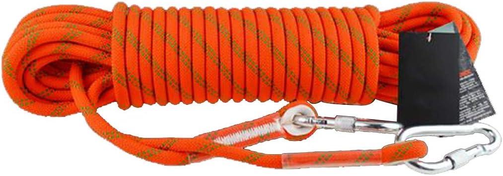 DLYDSS Cuerda de Escalada, Cuerda de Seguridad para ...