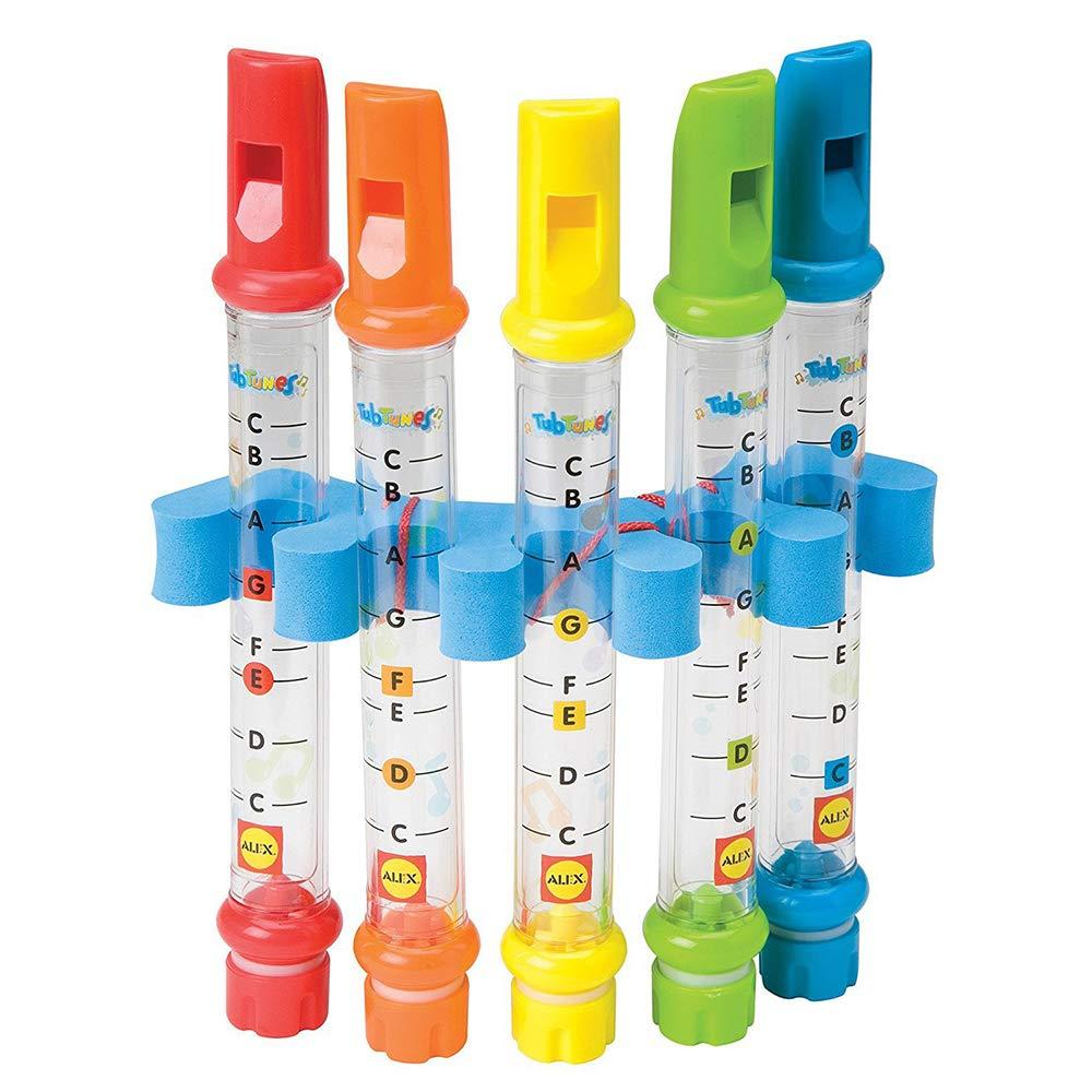 5 Color Ni/ños Ba/ño Ducha Ba/ñera Agua flauta Silva M/úsica juguetes de ni/ños de juguetes educativos