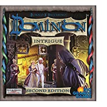 Rio Grande Games Dominion Intrigue 2nd Edition Board Game