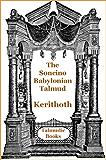 Talmud Kerithoth (Soncino Babylonian Talmud Book 47)