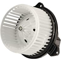 AC Blower Motor with Fan - Replaces 5012701AB, 5096255AA, 5096256AA, PM9198, 700012 - Fits Dodge Ram 1500, Dodge Ram 2500, Dodge Ram 3500, 2002-2004 Jeep Grand Cherokee - Replacement Heater Motor