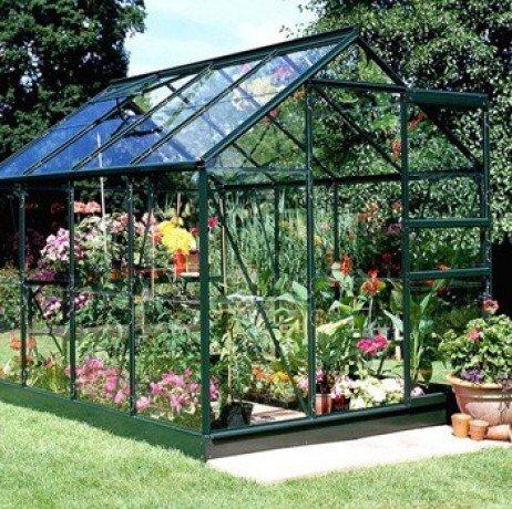 Serre popular HALLS – Une serre de jardin facile à monter