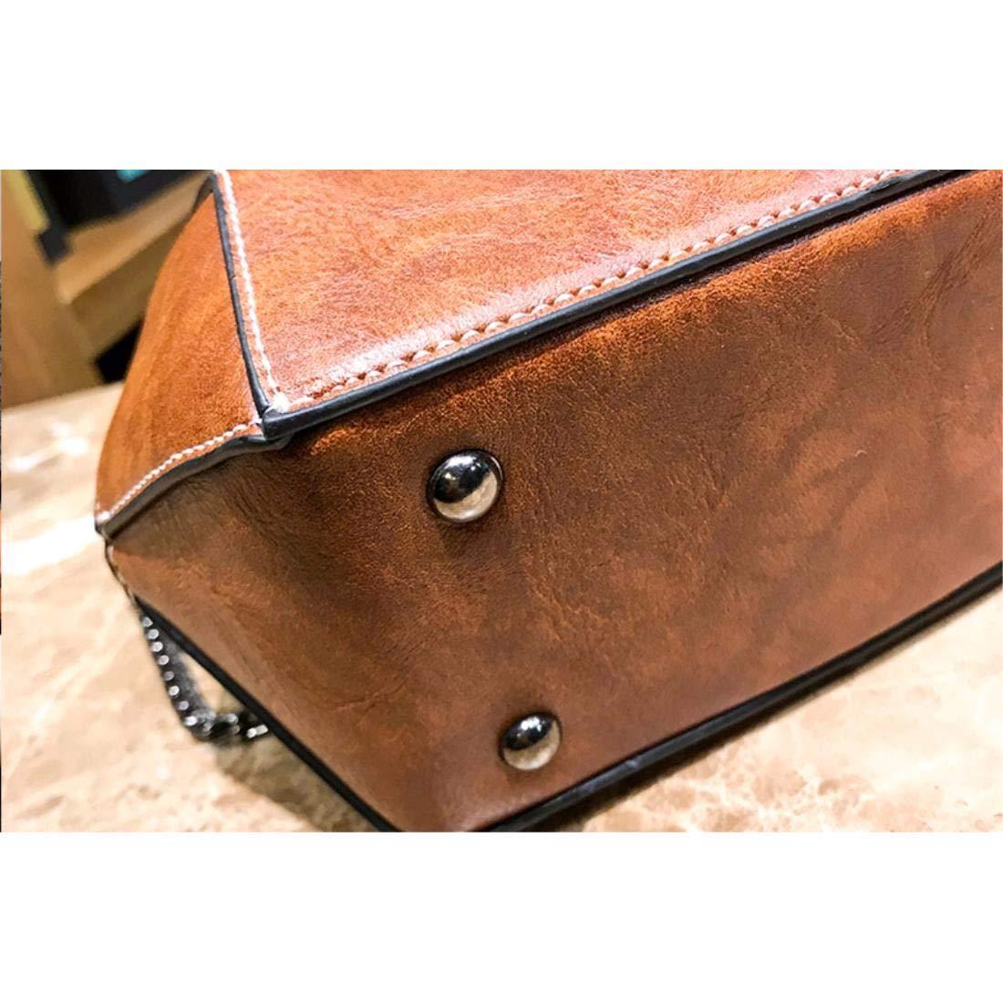 LIUXINDA-BB Damen Vintage Vintage Vintage Stil Soft Echtes Leder Elegant Schultertasche B07GPX6944 Umhngetaschen Wunderbar 6c12d1