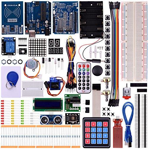 Kuman Starter Arduino projects Tutorials