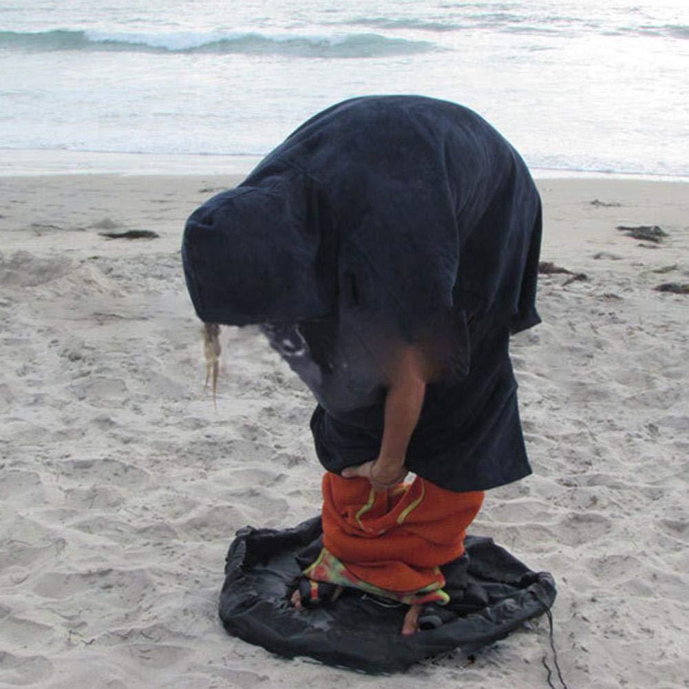 Per Plage Natation V/êtements Sac De Rangement Organisateur Costume De Plong/ée Plage Surf Maillot De Bain V/êtements Rapide /Étanche Couverture