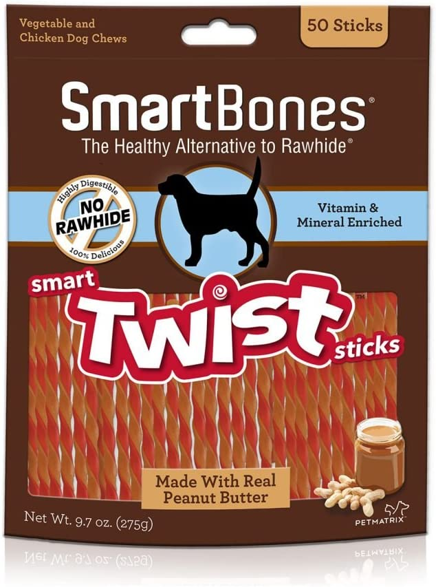 SmartBones Smart Twist Sticks