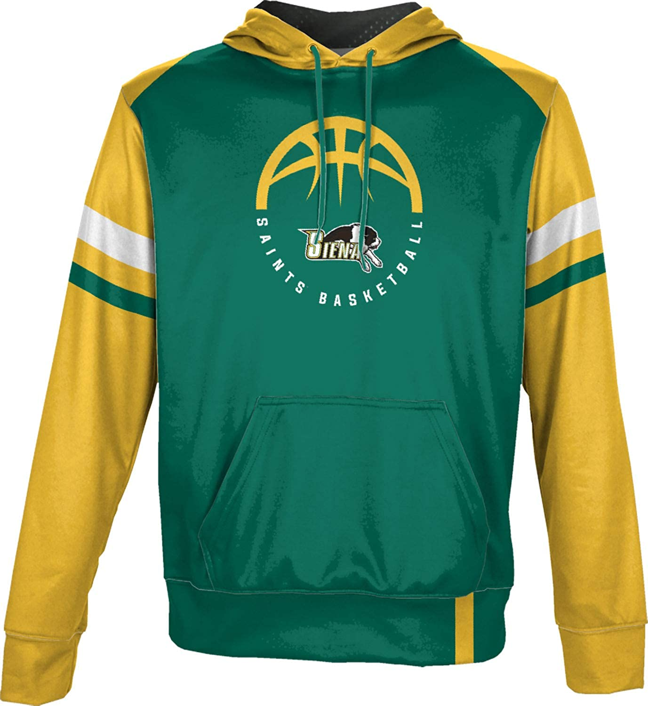 School Spirit Sweatshirt Old School ProSphere Siena College Basketball Boys Pullover Hoodie