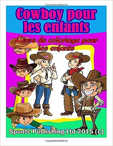 Telechargement De Fichiers Pdf Gratuits Cowboy Pour Les Enfants