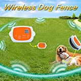 Maxtronic Portable Wireless Dog Fence, NO Wires to BURY-800FT...