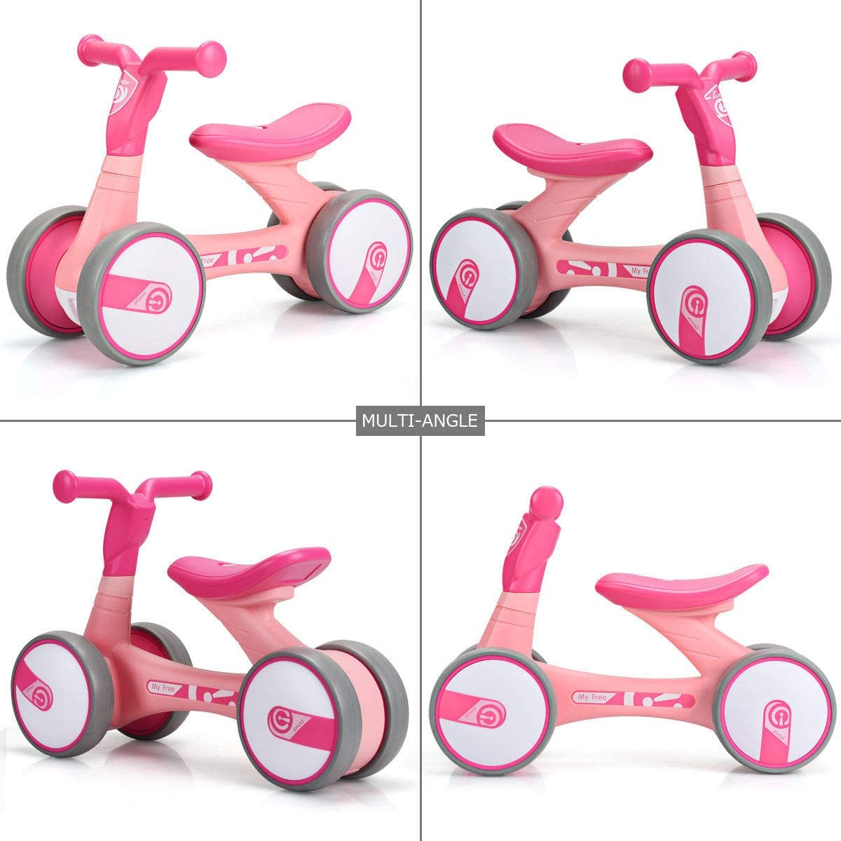 Amazon.com: Costzon - Bicicleta de equilibrio para bebé ...