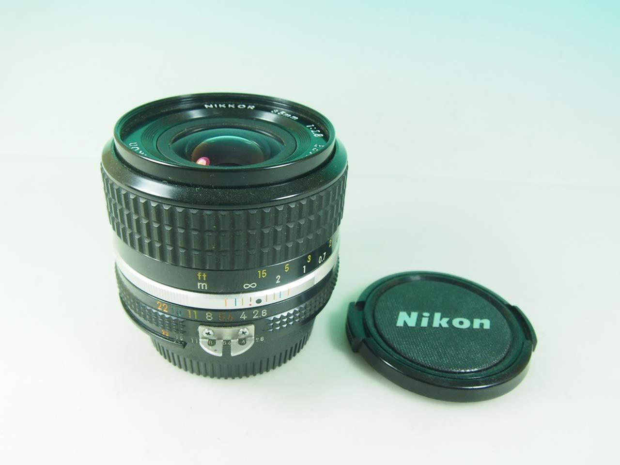 Nikon MFレンズ Ai 35mm F2.8s   B00JY7TO8Y