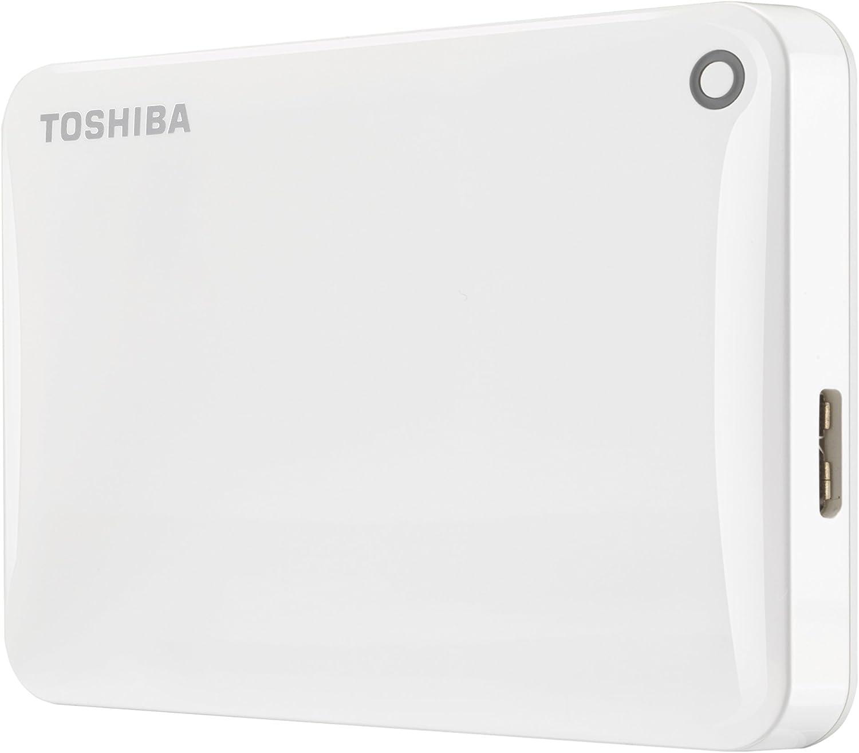 Toshiba Canvio Connect Ii 500 Gb Mobile Festplatte 6 4 Cm 2 5 Zoll Usb 3 0