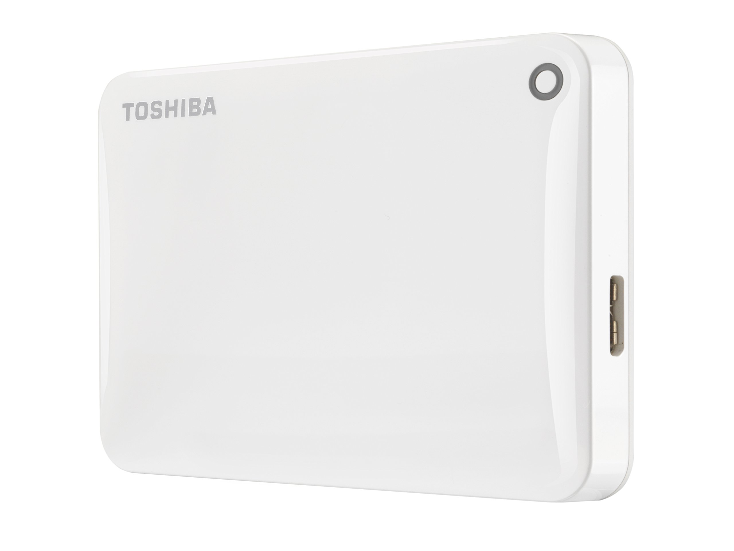Toshiba Canvio Connect II - Disco duro externo de 1 TB (USB 3.0, 6