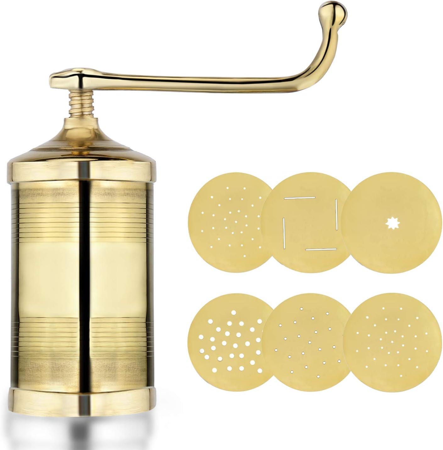 Brass Sev Sancha, Sev maker