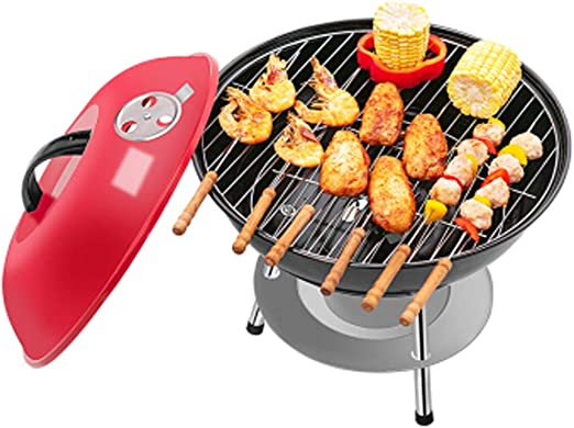 JU FU BBQ Barbecue Grill Barbecue Barbecue Ménager Grill
