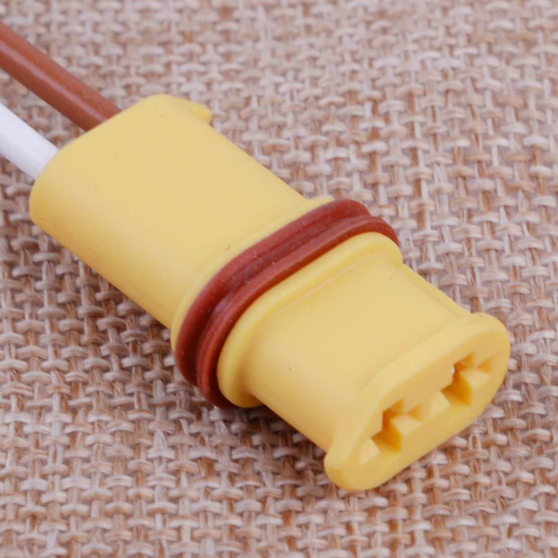 Glow Plug 2 Pin 12V Fit for Eberspacher Espar Airtronic Heater D2 D4 D4S 252069011300 Silicon Nitride /&Plastic /&Rubber Star-Shopinc