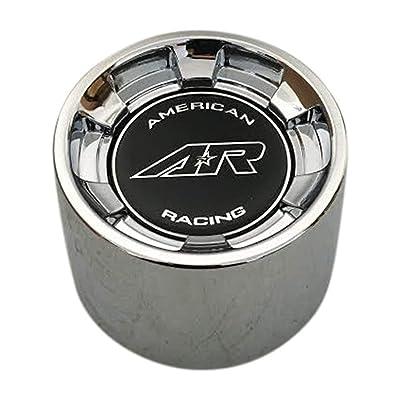 American Racing 1342100019 930C02 Chrome 6 Lug Center Cap: Automotive