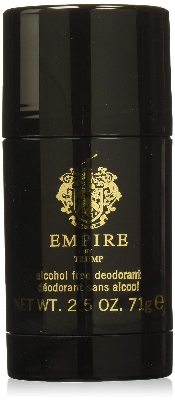 Donald Trump Empire for Men Alcohol-Free Deodorant Stick, 2.5 Ounce