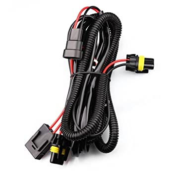 Top-Longer HID Conversion Kit Car Auto HID Xenon Relay ... on drag car wiring kits, painless wiring kits, car suspension kits, car lights kits, car frame kits, car gauge kits,