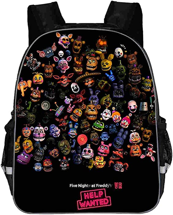Los 12 Five Nights At Freddy's Backpack