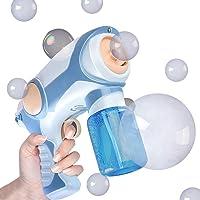 Pistola de Burbujas de Agua con luz