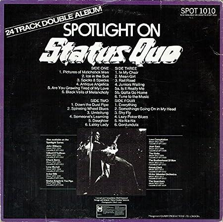 Spotlight On Status Quo: Status Quo: Amazon.es: Música