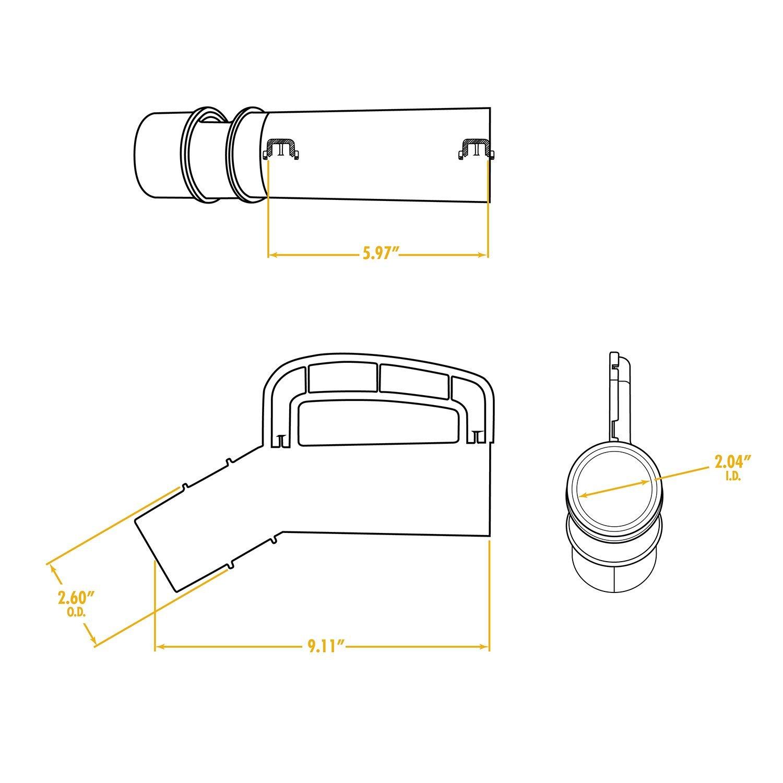 WORKSHOP Wet Dry Vacuum Accessories WS A Wet Dry Vacuum Hose