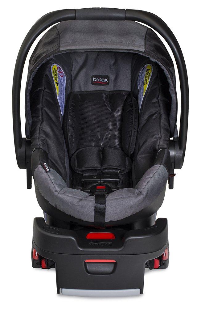 Amazon.com : BOB B Safe 35 Infant Car Seat, Black : Baby