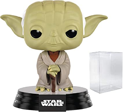 Dagobah Yoda Funko Pop Star Wars