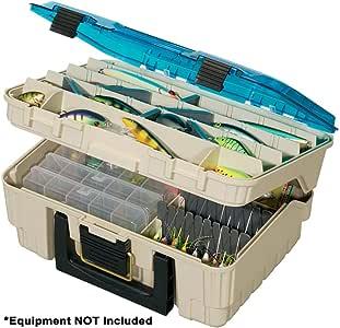 Plano 3449 Magnum - Caja de Aparejos (2 Niveles): Amazon.es: Deportes y aire libre