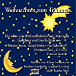Ein Weihnachten zum Träumen | Theodor Storm,Josef Freiherr von Eichendorff,Theodor Fontane