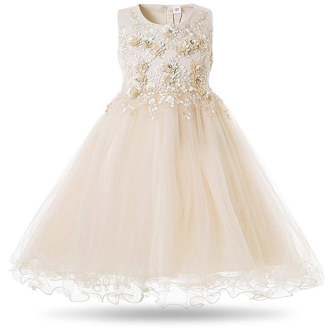 Amazon vestidos de fiesta bordados