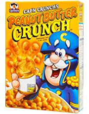 Quaker Cap'n Crunch's Peanut Butter Crunch Cereals, 355g