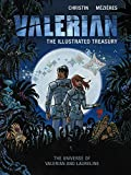 valerian the illustrated treasury