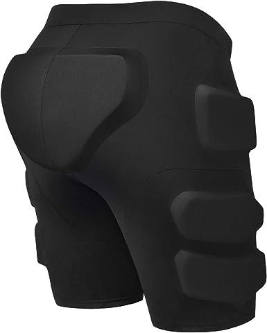 Hip Pad Anti-Slip Ski Skate Butt Protector Snowboard Skiing Tailbone Guard
