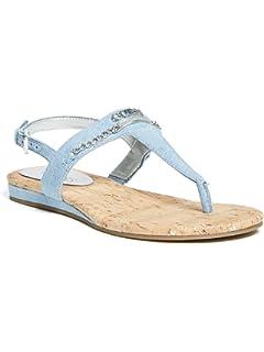 2017 Best Of Popularity Women'sBlack Sandals Guess PERI