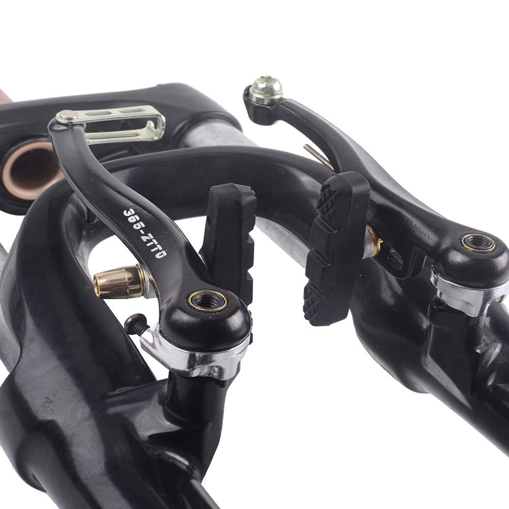 Sguan-wu ZTTO Mountainbike Bike MTB Linear Pull V Bremssattel mit Bremsbel/ägen