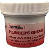Rectorseal 50811 2-Ounce Plumbers Grease