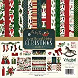 Echo Park Paper Company Night Before Christmas Collection Kit Vol. 2 2