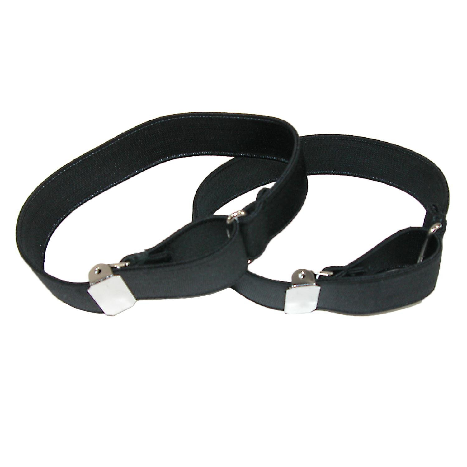 Edwardian Men's Fashion & Clothing Armband Sleeve Garter CTM Satin Elastic Solid Color Adjustable $14.94 AT vintagedancer.com