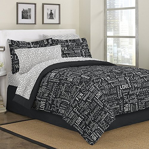 Royal Hotel/'s Overfilled Dobby Down Alternative Comforter Twin //