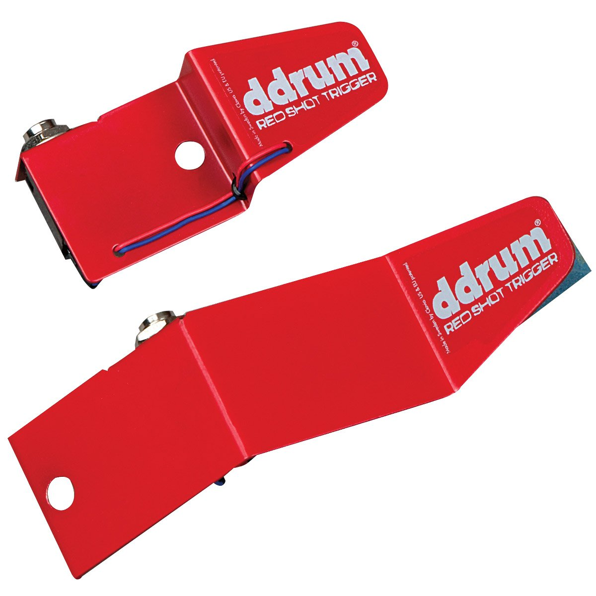 ddrum Red Shot 5-Piece Drum Trigger Kit by Ddrum