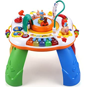 Amazon Com Nuopeng 3 In 1 Baby Sit To Stand Walker Toys