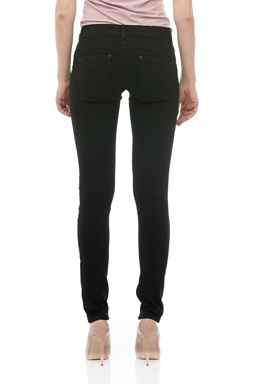 Amazon.com: suko Jeans Skinny Jeans para las mujeres Stretch ...